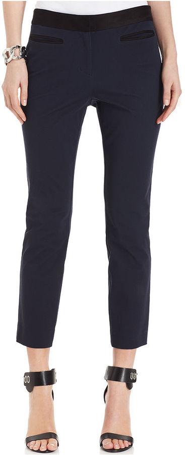 DKNY DKNYC Pants, Skinny Ankle
