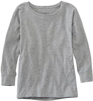 L.L. Bean L.L.Bean Women's Signature Essential Knit Tee, Dolman Sleeve