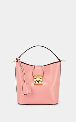 Mark Cross Women's Murphy Small Leather Bucket Bag - Pink