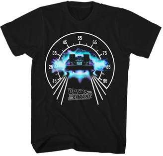 Speedo A&E Designs Back to The Future Poster T-Shirt