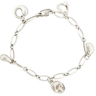 Tiffany & Co. Elsa Peretti Charm Bracelet $425 thestylecure.com