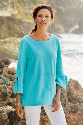 Soft Surroundings Go-Anywhere Pullover