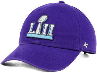 '47 Super Bowl Lii Clean Up Cap