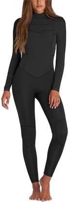 Billabong 4/3 Synergy Chest-Zip Full Wetsuit - Women's