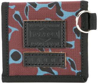 Marni animal print wallet