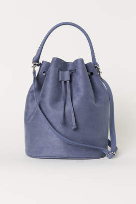 H&M Bucket Bag - Blue