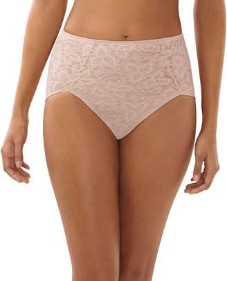 Bali Shapewear Lace 'N Smooth Brief - 8L14