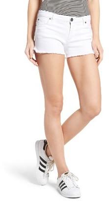 Women's Sts Blue Raw Hem Denim Shorts
