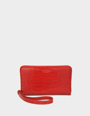 Smythson Mara iPhone 6 wallet case