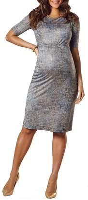 Tiffany & Co. Rose Anna Maternity Shift Dress