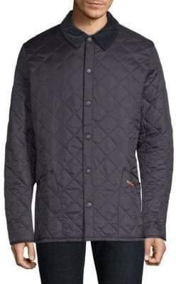 Barbour Men's Core Essentials Heritage Liddesdalle Quilted Jacket
