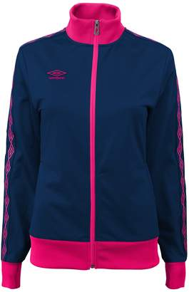 Umbro Women's Zip-Front Jacket