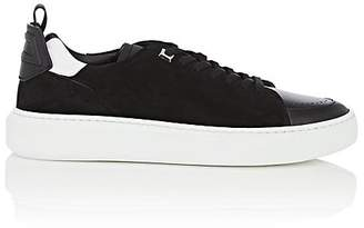 Buscemi Men's Uno Sport Suede & Leather Sneakers