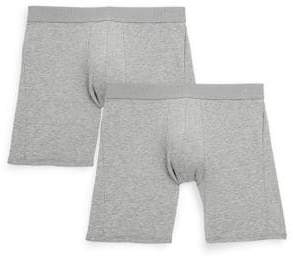 Calvin Klein Two-Pack Boxer Briefs