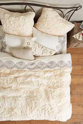 Anthropologie Georgina Duvet Cover