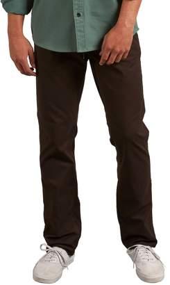 Volcom Gritter Modern Fit Straight Leg Chino Pants