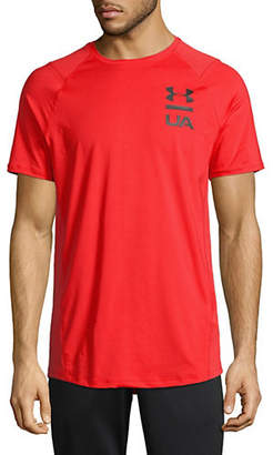 Under Armour MK1 Logo Graphic Short Sleeve Tee