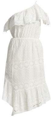 Joie Corynn Ruffle Dress
