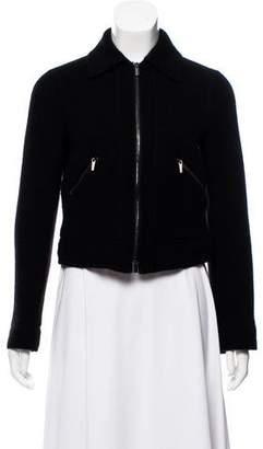 Giorgio Armani Short Wool Jacket
