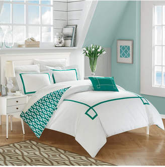 Chic Home Kendall 4 Pc Queen Duvet Cover Set Bedding