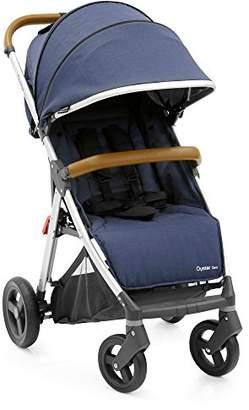 babystyle Oyster Zero Stroller, Oxford Blue
