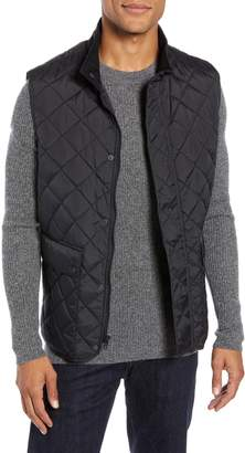 Vince Camuto Diamond Quilted Vest
