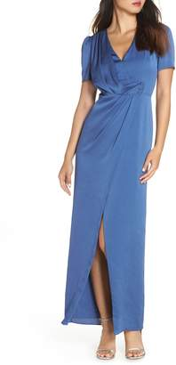 Fame & Partners The Carrie Sateen Gown