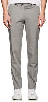 Hiltl Men's Stretch-Cotton Modern-Fit Trousers