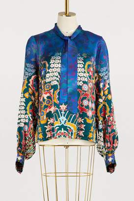 Peter Pilotto Silk blouse
