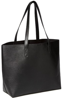 Classic Faux-Leather Tote for Women $34.94 thestylecure.com