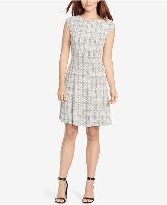 American Living Tweed Jacquard Dress $89 thestylecure.com