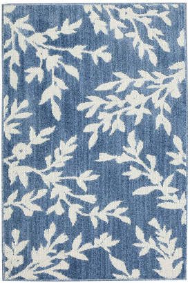 JCPenney JCP HOME HomeTM Floral Branches Rectangular Rug