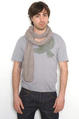 Yigal Azrouel V-neck Graphic Stitch Tee