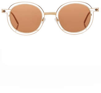 Thierry Lasry Probably Gold & Rose Gold