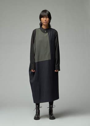 Yohji Yamamoto Y's By Flare Square Dress