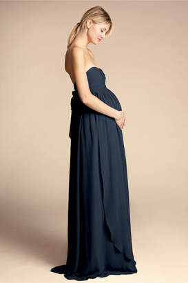 Jenny Yoo Cerise Maternity Dress