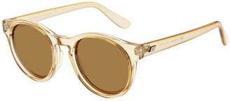 Le Specs Hey Macarena Sunglasses in Blonde