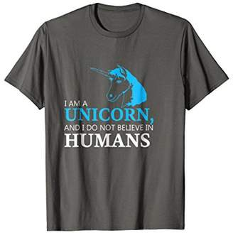 Funny I Am A Unicorn T-Shirt