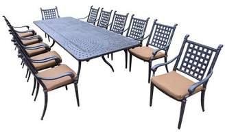 Darby Home Co Arness 18 Piece Bar Height Dining Set Darby Home Co