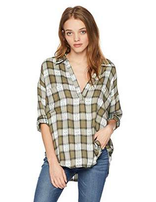Rip Curl Junior's Can't Resist Flannel