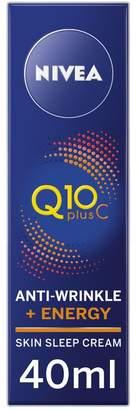 Nivea Q10 Plus Vit C Skin Sleep Cream 40ml