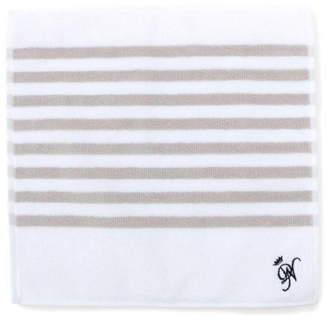 Dessin (デッサン) - Dessin(Ladies) イニシャル刺繍ボーダータオル デッサン ファッショングッズ