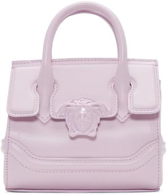 Versace Pink Mini Empire Bag $1,495 thestylecure.com
