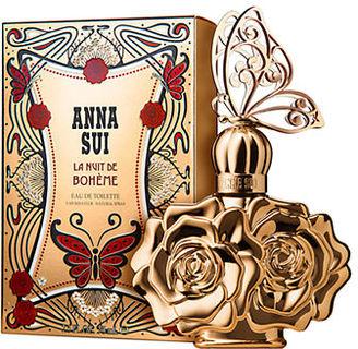 Anna Sui La Nuit de Bohà ̈me Eau de Toilette-2.5 oz.
