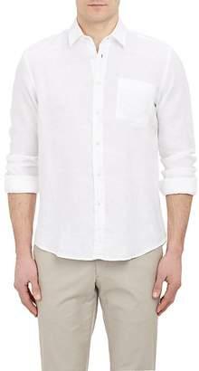 Vilebrequin Men's Slub Linen Shirt