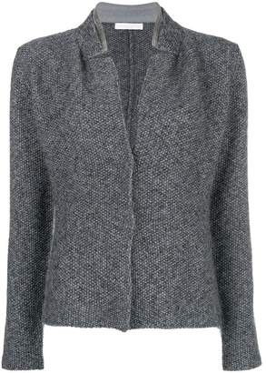 Fabiana Filippi long-sleeve fitted cardigan