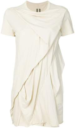 Rick Owens long fitted dress