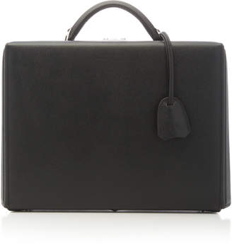 Mark Cross Exclusive Grace Saffiano Briefcase
