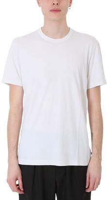 James Perse Beige Cotton T-shirt