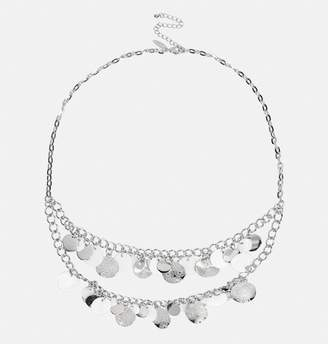 Avenue Ivory And Silver Necklace Set